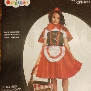 Girls Halloween costume sizeXs